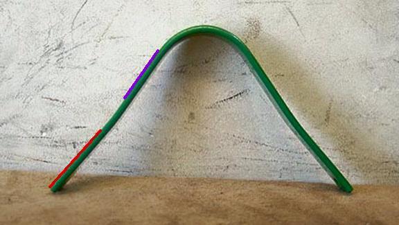 metal saddle gullet frame