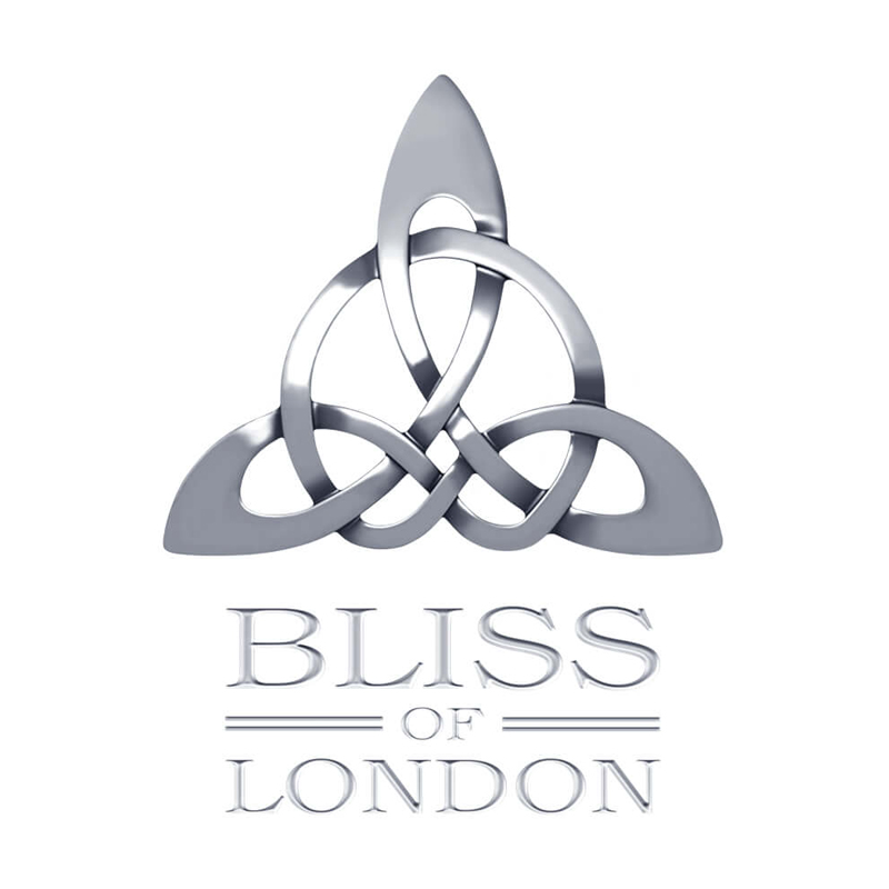 logo for bliss of london