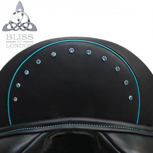 Teal Arch Cantle